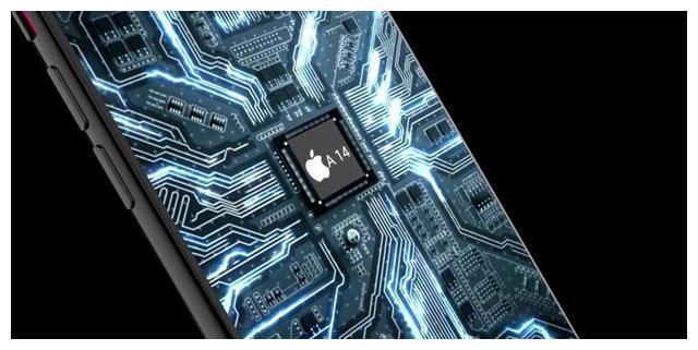 苹果A14芯片跑分出炉,5nm芯片性能或将反超PC!不得不服