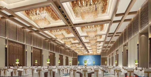 全国首家万豪双品牌酒店喜来登&德尔塔落地富康城昆明经开中心