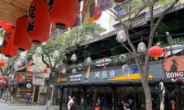 西安第一网红街,不仅外地游客多,连本地人都爱去