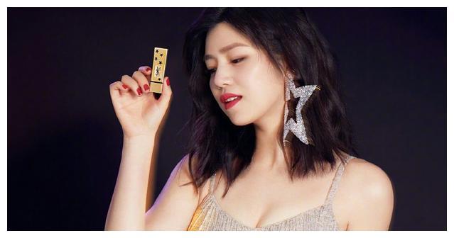 陈妍希最经典的迷人照曝光,网友:美的不要不要的
