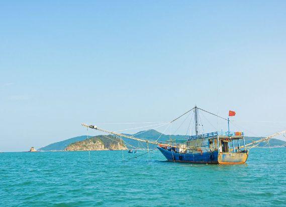 下川岛王府洲旅游度假区,拥有纯粹的海滨风光,欣赏日落的好地方