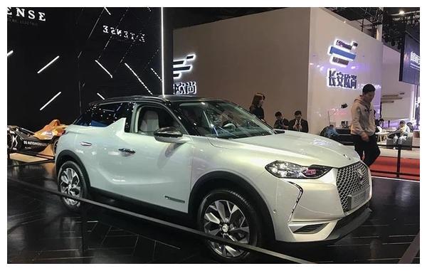 DS3新能源在海外正式上市 新车起售价为32350英镑