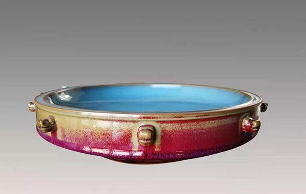 刘建军钧瓷作品《龙旂九乘》荣获金奖!第十一届中国陶瓷艺术大展