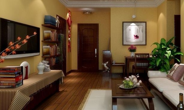 以下中式风格特别的实用,体验不一样的舒适感,不用为装修愁!