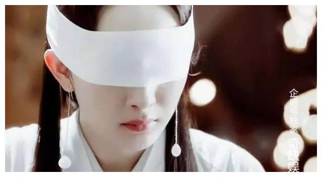 女明星演盲人谁最像,为什么她们的眼睛都那么大还要演瞎子?