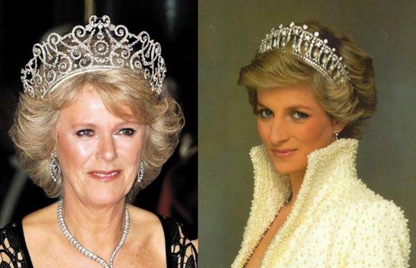 """""""英伦玫瑰""""到底是说戴安娜王妃还是卡米拉?看看这些就知道了"""