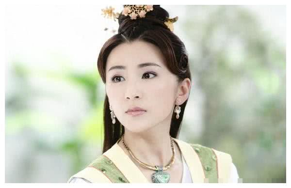 《新活佛济公》隐藏了8位眼熟的美人,陈紫函第五,第一是白月光