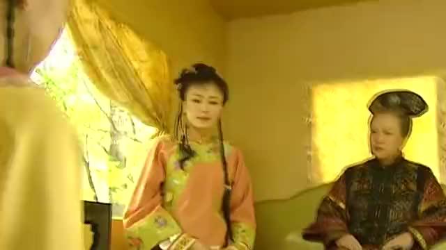 还珠格格:老佛爷心疼晴儿,愿意把她嫁给萧剑