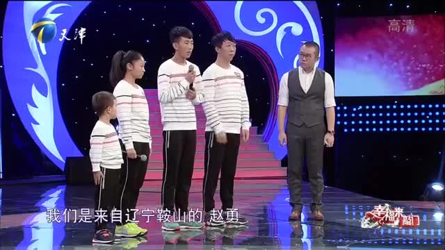 体育教师收养100多个孩子,4个孝心孩子,上电视为爸爸找对象!