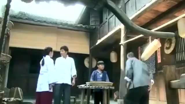 日本高手上门找麻烦,陈真化身蒙面人狠揍日本高手,太解气