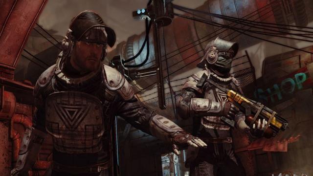 火星:战争日志,扎实RPG设置,具有多种任务选择