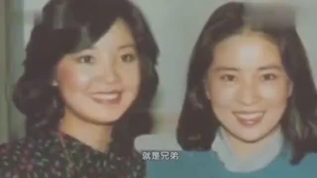 听成龙谈当年为什么选择林凤娇而未选择邓丽君