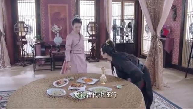 萌妻食神:叶佳瑶与郑鸣玉交往过密,夏淳于吃醋的样子好可爱