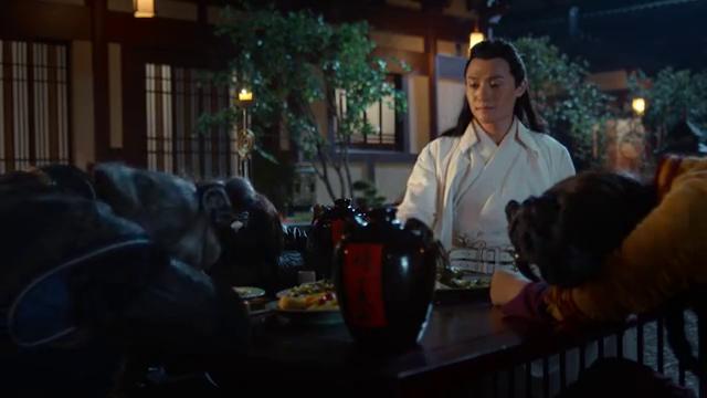 唐砖地狱花谷:云烨把程将军几人喝醉,决定自己孤身前去