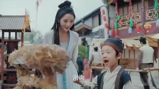 新白:小青跟个孩子怄气,居然是因为一个糖人