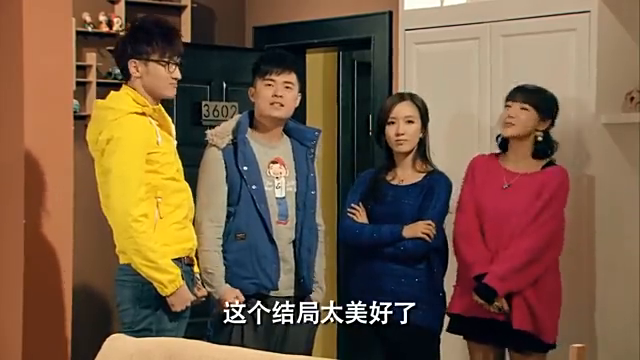 爱情公寓:演员们集体笑场,曾小贤公然说自己不会演戏!