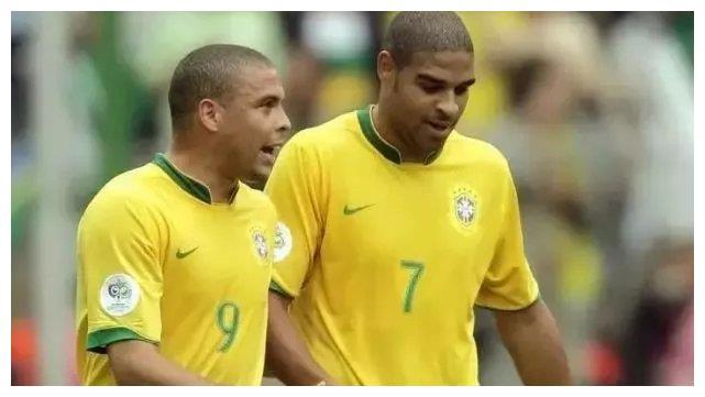 当年巴西足协派二队出战秘鲁美洲杯,成罗纳尔多国脚生涯的转折点