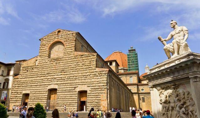圣洛伦佐教堂——文艺复兴时期的名门望族美第奇家族的墓地
