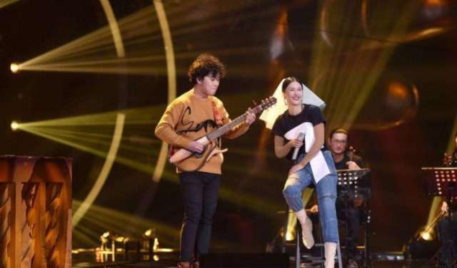 著名歌手金池力挺谭维维她唱得没有任何问题,网友不要乱带节奏
