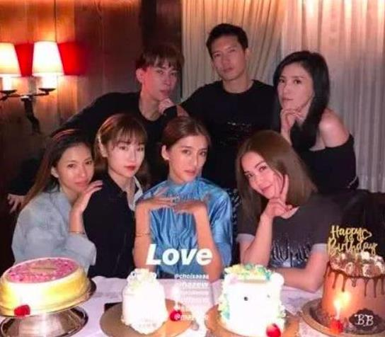 林峰前女友吴千语,富三代新男友身家百亿,比林峰更帅气多金