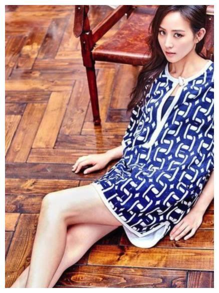 她是台湾第一气质美女,虏走钟汉良,撩倒彭于晏,35岁活出自我