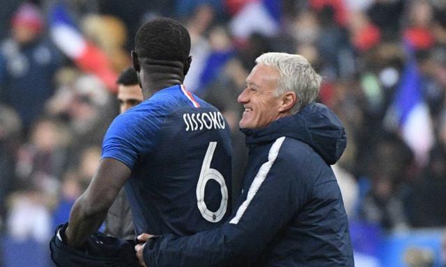 法国队公布欧预赛名单:博格巴、格列兹曼领衔曼城中卫意外落选