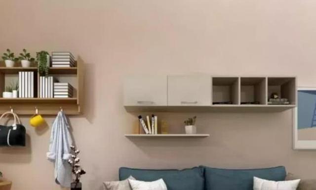 闺蜜50平复式新家,颜值实用兼具,楼梯间也被合理利用了起来