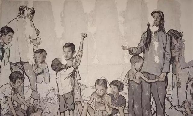 他画出了20世纪中国最伟大的人物画!周总理说,画历史人物找他