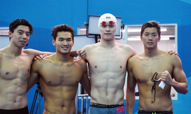 霍顿又有的吹了!最后一棒力压孙杨,游出最快成绩率澳大利亚摘金