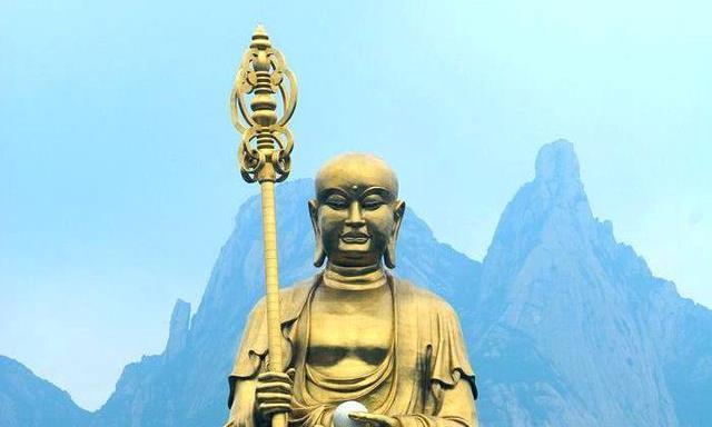 世界最大地藏王菩萨佛像,耗资15亿建成,如今免费也无游客再去