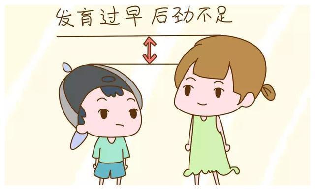 孩子身高停止增长时,多半有这些信号出现