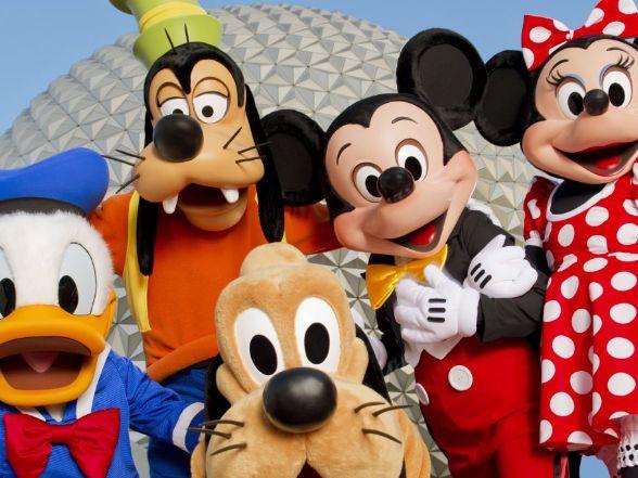 奥兰多华特迪士尼,是世界上最早的主题游乐园,也是最大的迪士尼