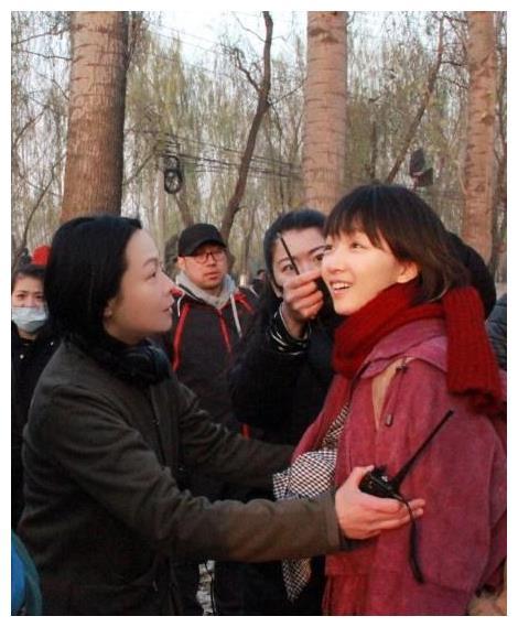刘若英:她把我的私照曝出來,我还是会记仇的