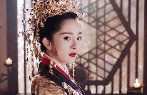 """靠""""流苏""""发型撑起整个造型的4位古装美人,佟丽娅""""完虐""""杨幂"""