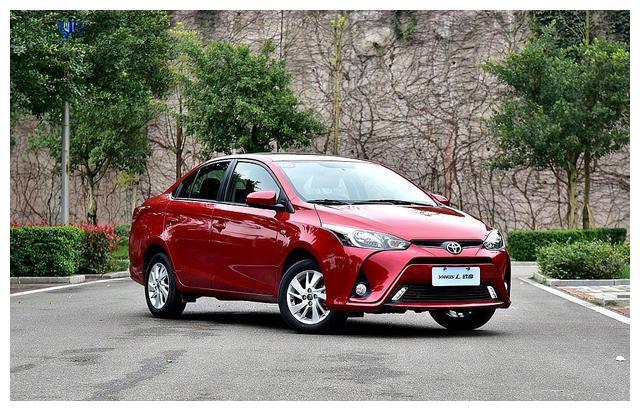 工薪阶层代步实用的丰田车,质量可靠,油耗还低,售价才5.8万起