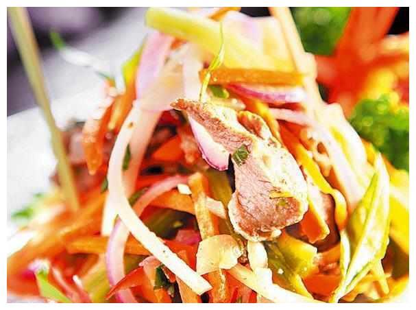 越南美味家常菜,超级下饭,你还不快来!
