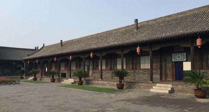 古县衙始建于北魏,是中国目前尚存的古代衙署中保存完好的一座