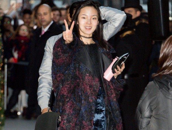 时尚:想要最偷懒的时髦方法,学学人家雎晓雯!