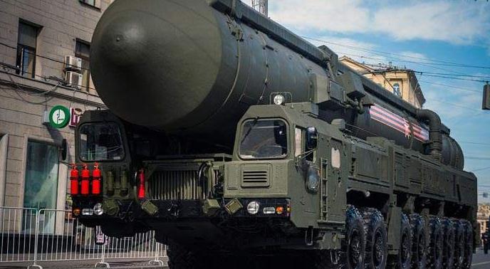 俄罗斯核基地发生严重事件,新兵公然枪击军官,国防部下令严查