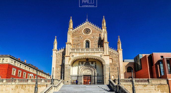 普拉多博物馆是西班牙最出名的博物馆,收藏的展品也非常丰富