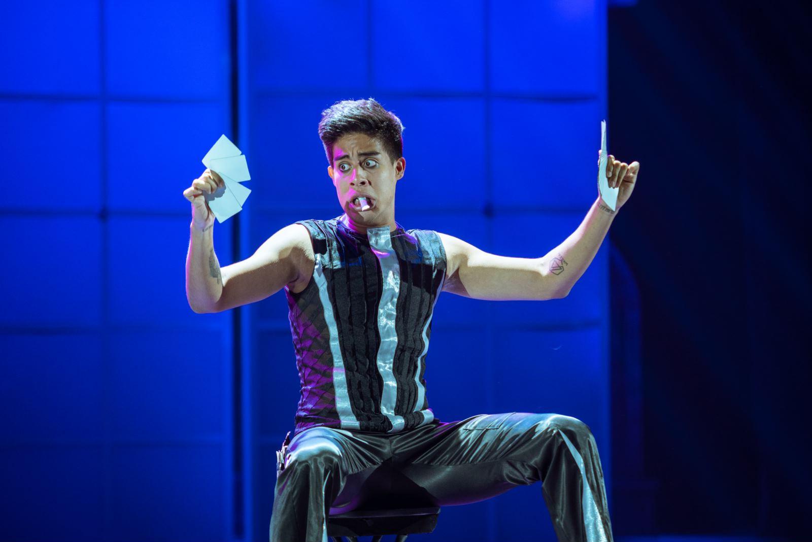 魔术秀《魔天轮·起源》登北京演出 多个巡演场次公布