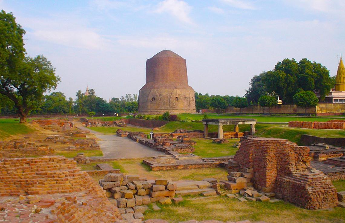 佛教四大圣地之一,佛祖释迦牟尼道场,千年不毁