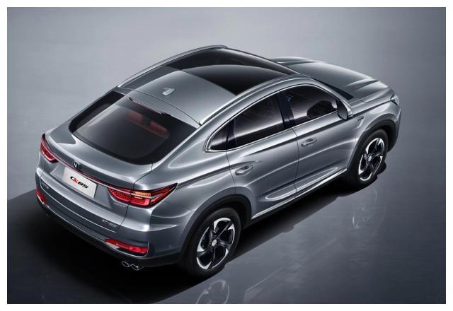 比X6溜背玩的还溜的SUV,内饰竟然还可以这样,不到12万