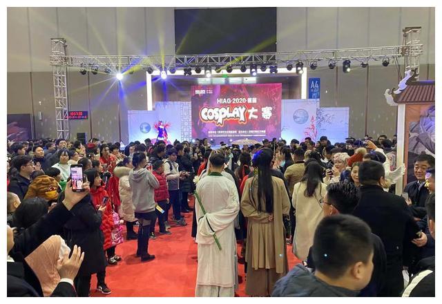 文旅携手网易!菏泽国际动漫游戏博览会盛大开幕
