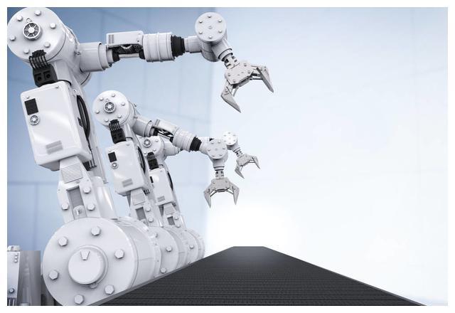 中国成全球最大工业机器人应用市场!制造业35%就业岗位或被代替