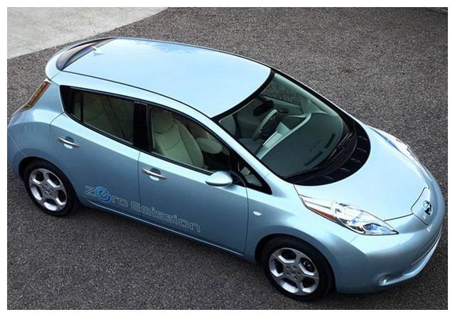 新能源汽车5年记:谁才全球销量之王车型?中国仅1车进TOP5