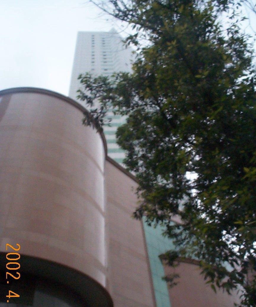 2002年五一节前,成都市中心的点滴记录