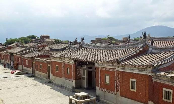 建于清咸丰光绪年间的这座民居,是闽南建筑的代表!