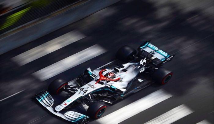 摩纳哥车队:帅气的赛车图,F1赛车坚若磐石,安排