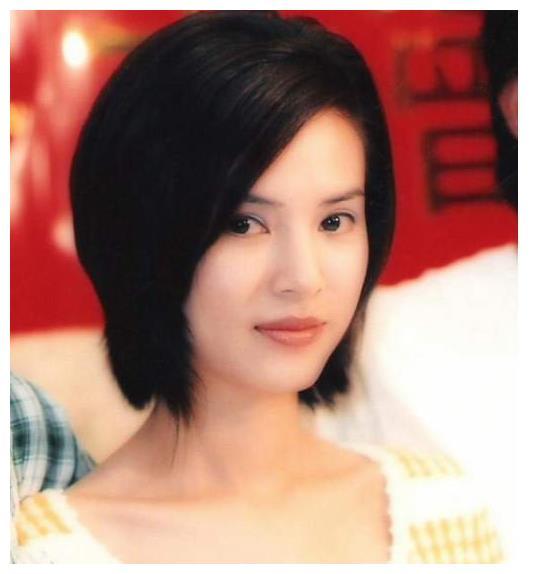 李若彤不老女神,姑姑你是吃了防腐剂吗?怎么一点没变?
